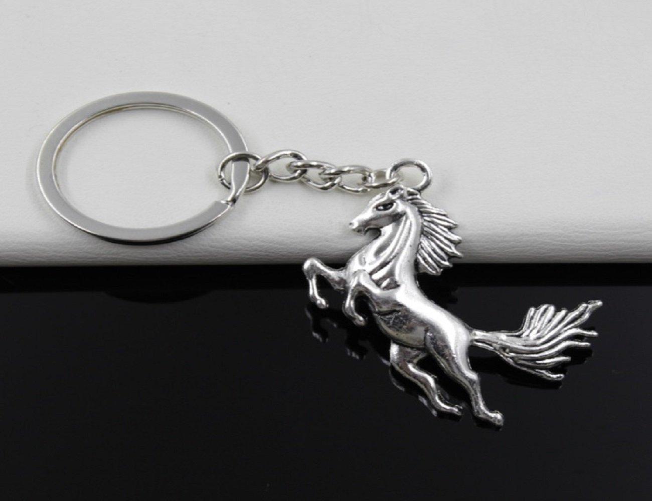 Sportigo Reiter Schlüsselanhänger Pferd/Reiten/Geschenk