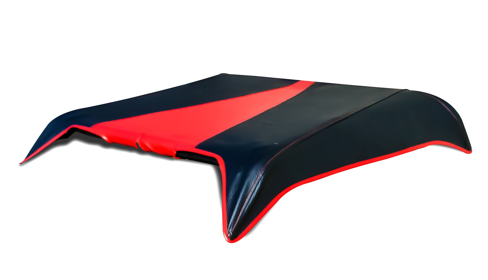 Pro Armor P141292RD Black/Red Sport Soft Roof Top