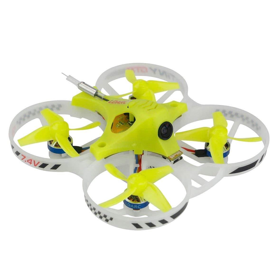 Intercorey GT8 2019 V2 2S LDARC TINY FPV Racing Drone Betaflight F3 10A Blheli_S 800TVL Cam 5.8G 25mW VTX 2S Without receiver B07SHGF5T2