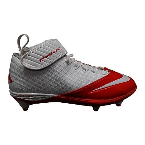 8091a2daa1780 Amazon.com: Nike Lunar Super Bad Pro D Men's Football Cleats: Shoes
