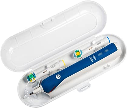 Nincha estuche de plástico portátil de viaje para cepillo de dientes eléctrico recambio para Oral-B Pro Serie: Amazon.es: Salud y cuidado personal