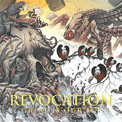Vinilo : Revocation - Great Is Our Sin (180 Gram Vinyl)