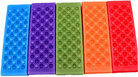 Pliable Mousse Sit Mat Outdoor Mat Coussin De Si/ège Pliant Portable /Étanche Table Mat