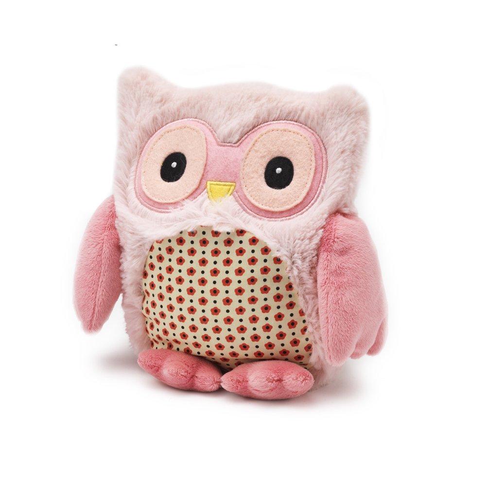 Amazon Intelex Warmies Therapy Plush Hooty Owl