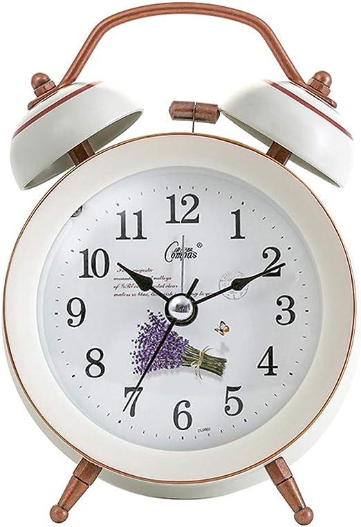 Warm Heart Despertador Creativo Mudo Perezoso Reloj Despertador ...