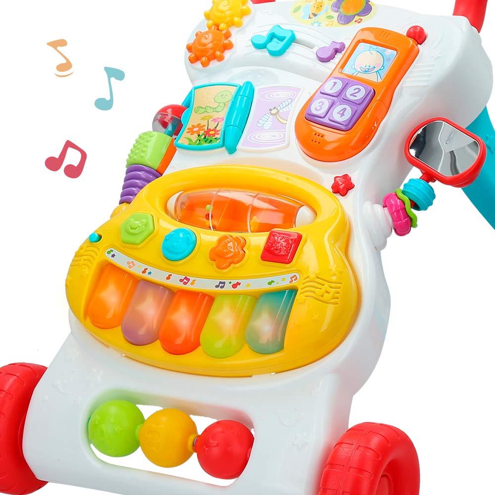winfun - Andador musical (44727): Amazon.es: Juguetes y juegos