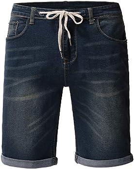 Verano de los Hombres de Camuflaje Pantalones Cortos de algodón de ...