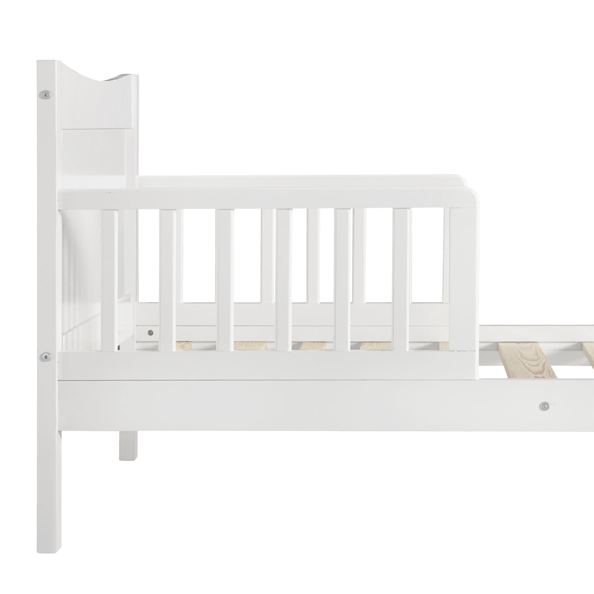 Baby Relax Memphis Toddler Bed, White by Baby Relax (Image #7)
