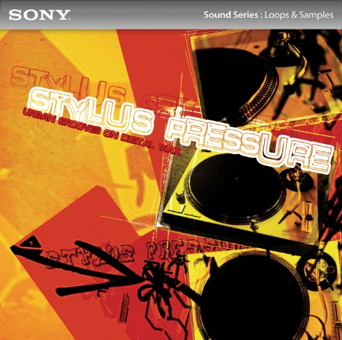 Stylus Pressure: Urban Grooves On Digital Wax [Download] by Sony