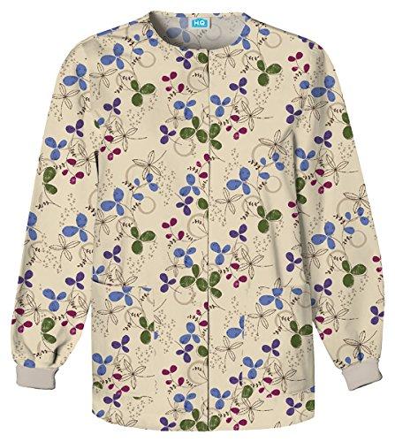 Cherokee Womens Workwear Warm Up Jacket