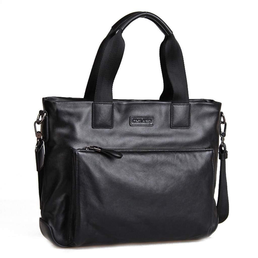 aa0565b57ece Amazon.com : cjc Leather Men's Bag Men's Handbag Business Leather ...