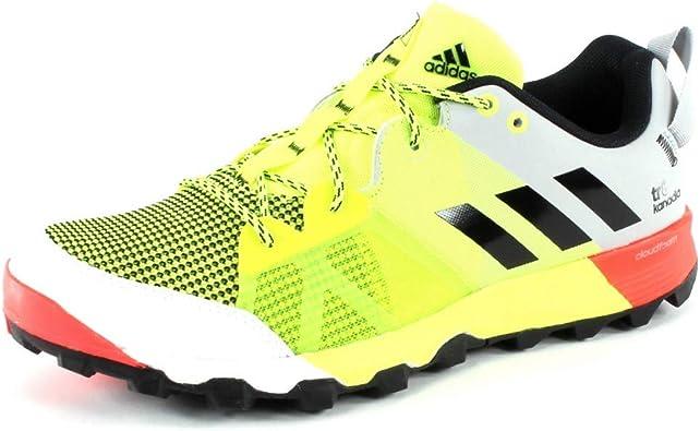 adidas - Zapatillas de Running de Sintético Hombre, Amarillo ...