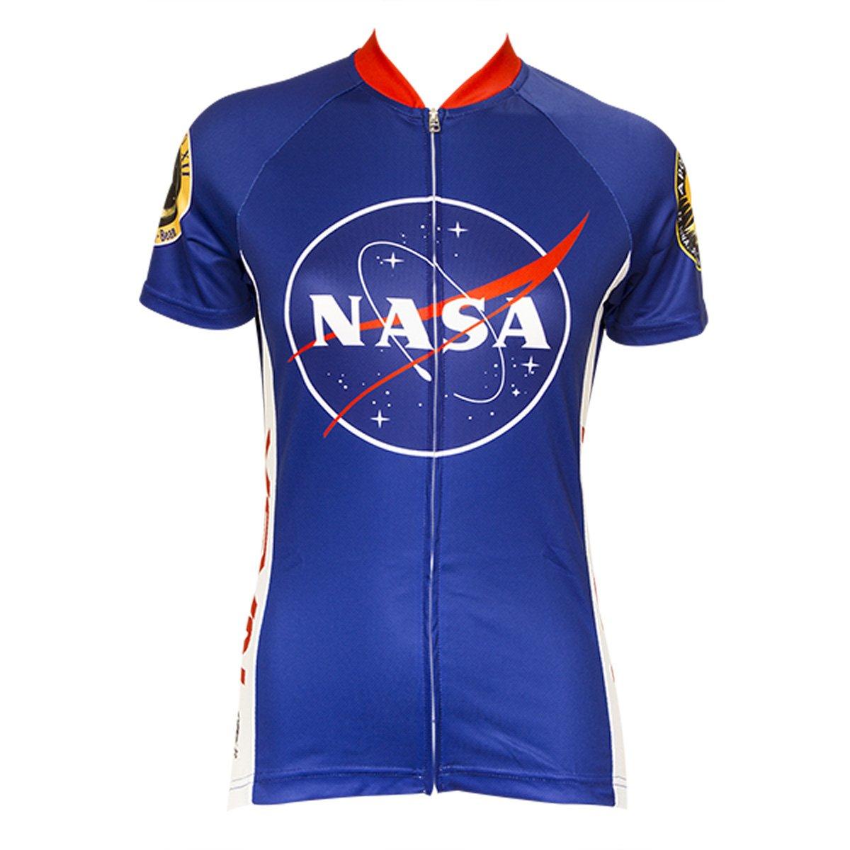 Retro Two Women's NASA Short-Sleeve Jersey