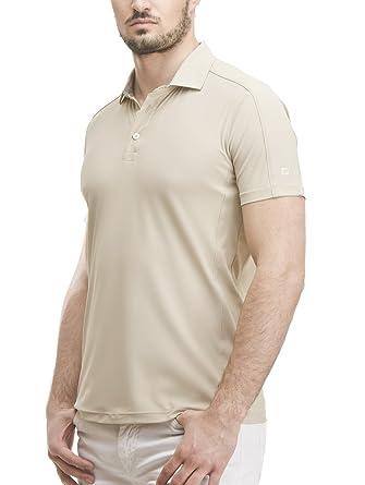 Wave Futura - Beyond Clothing Polo - para Hombre: Amazon.es: Ropa ...