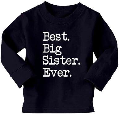 We Match Big Sister Toddler /& Kids T-Shirt