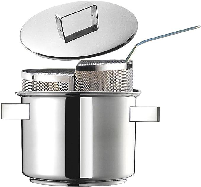 Inoxriv Duetto Juego Pasta Design Plus, Acero Inoxidable 18/10 ...