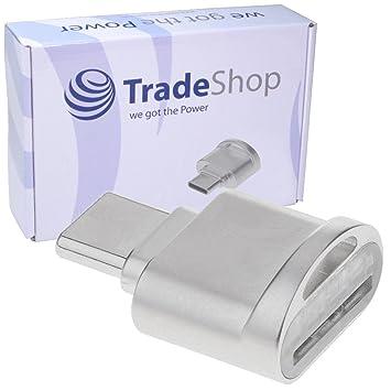 USB 3.1 tipo C Micro SD Card Reader Lector de tarjetas ...