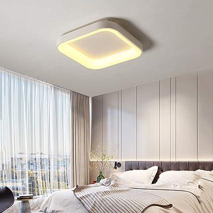 Lámpara De Techo De Dormitorio De Fuente De Luz De Control ...