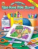New Testament Take-Home Bible Stories, Grades Preschool - 2, Thomas C. Ewald, 0887248721