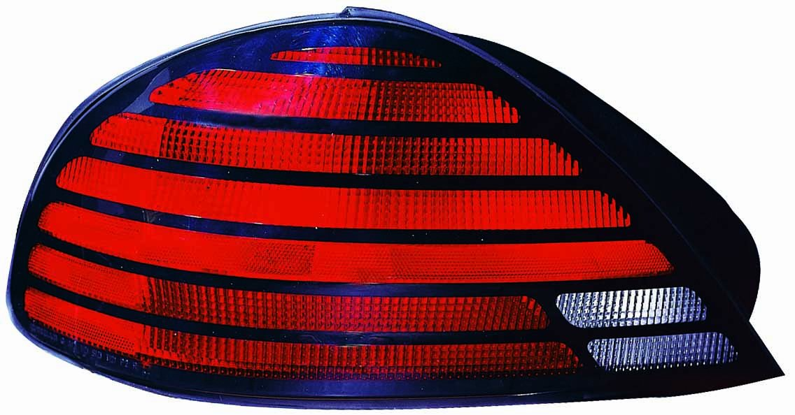 Depo 336-1911R-AC Pontiac Grand Am Passenger Side Replacement Taillight Assembly