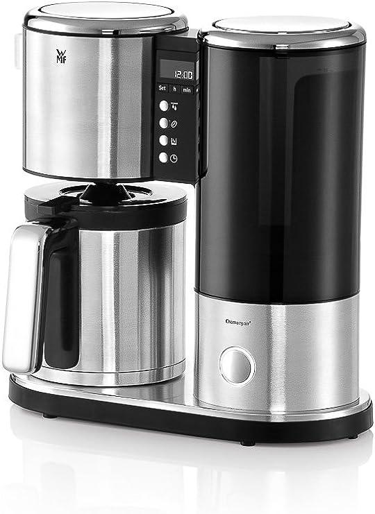 WMF Lineo Cafetera de filtro termo, 900 W, 1.25 litros, Acero ...