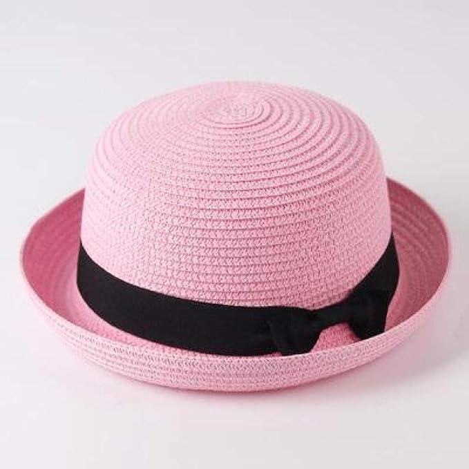 kyprx Sombreros de Moda para Mujeres Sombreros para Sombrero de ...
