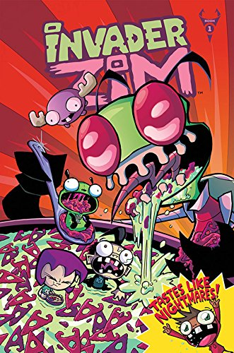 Invader Zim Hardcover Volume One