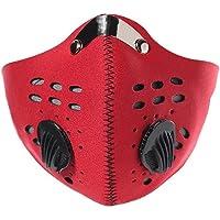 Máscaras y escudos de hockey sobre hielo