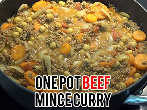 One Pot Beef Mince Curry