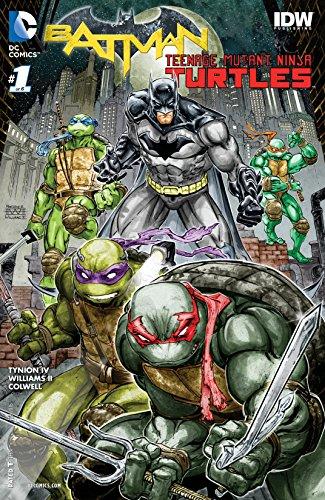 Amazon.com: Batman/Teenage Mutant Ninja Turtles (2015-2016 ...