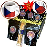 3dRose Flags, Czech Republic Flag, Coffee Gift Baskets
