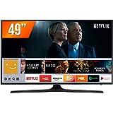"TV LED 49"" UHD 4K Smart, Samsung, UN49MU6100"