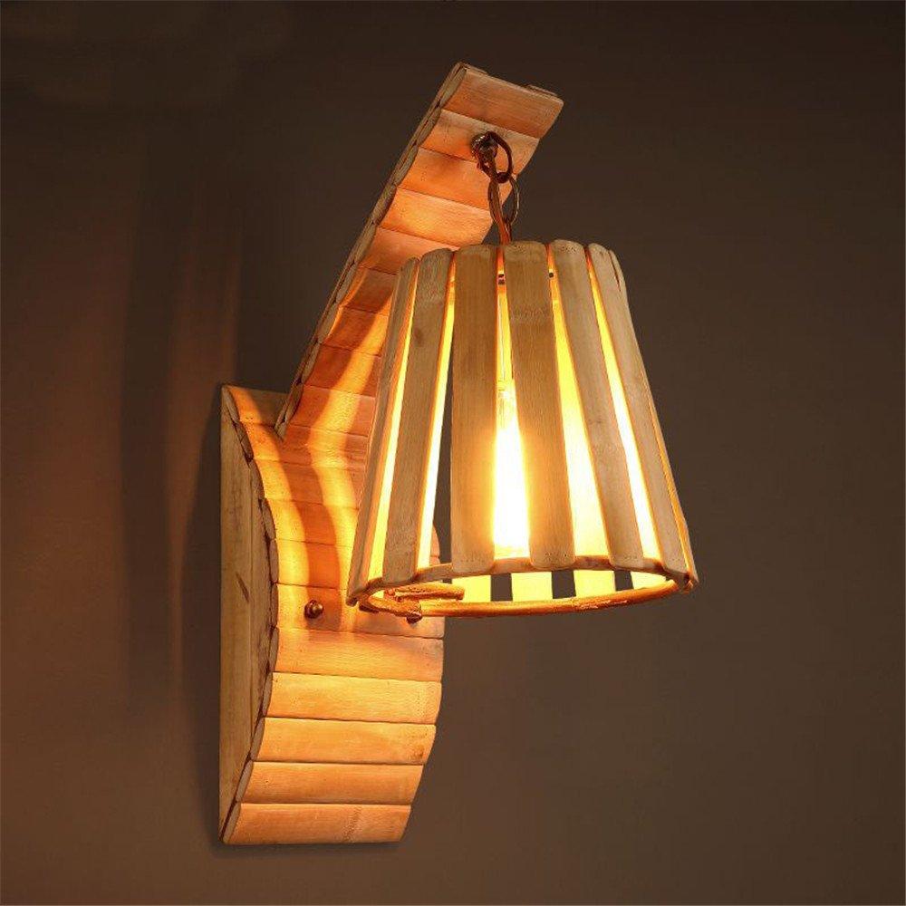 JJZHG Wandleuchte Wandlampe Wasserdicht Wandbeleuchtung Wandleuchte,Kaffee,Schlafzimmer,nachtgang,Flur Wandleuchte beinhaltet  Wandlampe,stoere wandlampen,wandlampen Design,wandlampe led