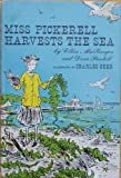 Miss Pickerell Harvests the Sea, Ellen MacGregor and Dora Pantell, 0070445729