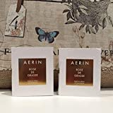 Lot of 2 Aerin Rose De Grasse Parfum .07 Oz / 2 Ml Travel Mini Spray
