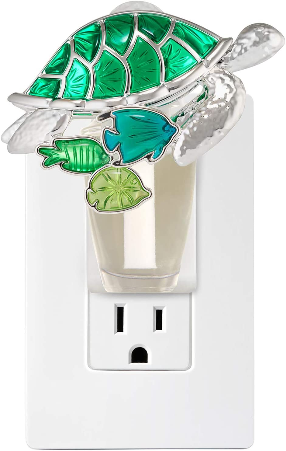 Bath and Body Works Turtle and Fish NIGHTLIGHT Wallflowers Fragrance Plug
