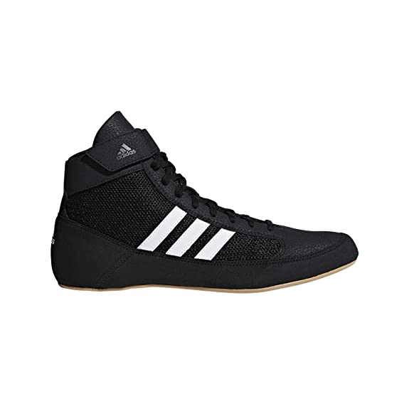 adidas HVC, Black/White/Iron Metallic, 6.5