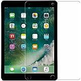 AOKKR iPad Pro 12.9 ガラスフィルム 最新版 極高透過率 硬度9H iPad 12.9 フィルム 日本製素材旭硝子製 高感度タッチ 防爆裂