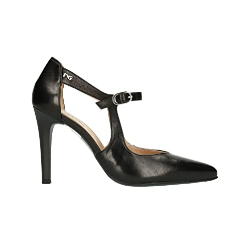 NERO GIARDINI D collet scarpe donna nero 5491 elegante mod. P805491DE