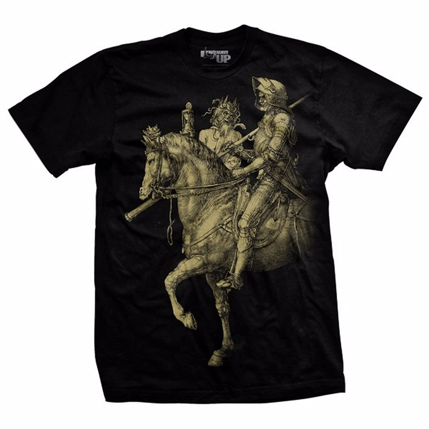 Death Whispers超薄型ヴィンテージTシャツ B01H8YTQWI  Large