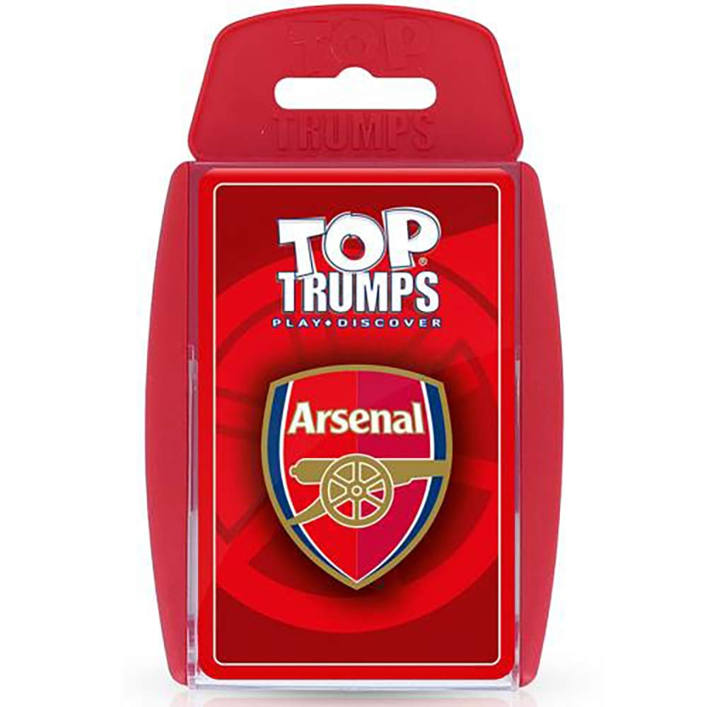 Top Trumps Official Arsenal F.C 2019