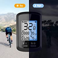 GeekChef XOSS G+ GPS Smart Bike Cycling Computer for Cadence Speed Heart Rate Bluetooth 4.0 Waterproof Backlight Speedometer