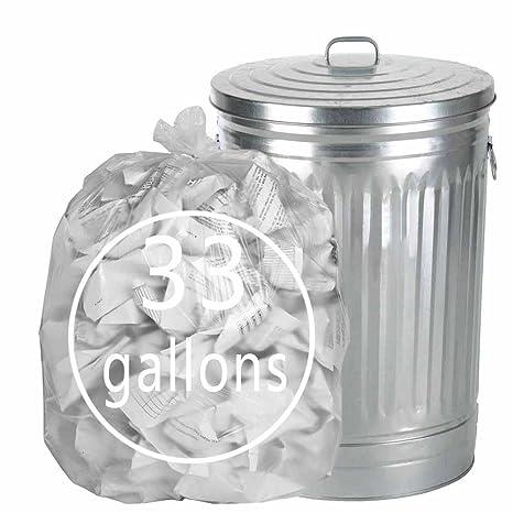 Amazon.com: Cand 33 Galón bolsas basura, 70 Counts grande ...