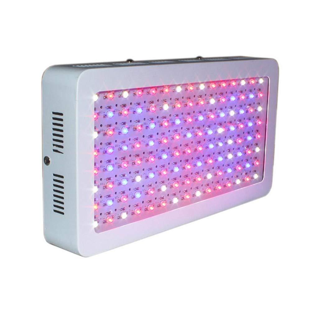 ノウ建材貿易 LEDダブルチップ植物成長ランプ植物ランプ温室植物果物と野菜の肉質苗ランプ (色 : 1200w) B07SKN571K 1200w