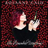 Buy ROSANNE CASH- She Remembers Everything New or Used via Amazon