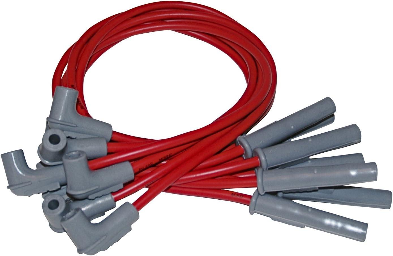 MSD 32169 8.5mm Super Conductor Spark Plug Wire Set