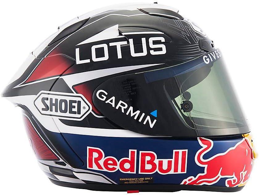 Spark Editions - Casco De Marc Márquez - Campeón Del Mundo De Moto2 (2012)