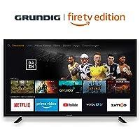 Grundig Vision 7 - Fire TV Edition (43 VLX 7010) 109 cm (43 Zoll) Fernseher (Ultra HD, Alexa-Sprachsteuerung, HDR) schwarz
