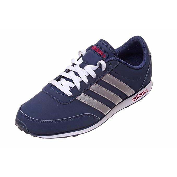 adidas Neo V Racer Zapatillas Sneakers Azul para Hombre