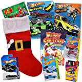 Best Hot Wheels Book For 3 Year Old Boys - ColorBoxCrate Hot Wheels Christmas Stocking Stuffer, 9 Pack Review